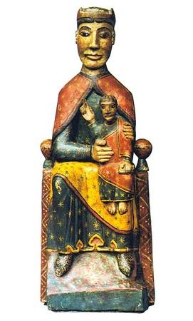Saint Gilles à Nuria